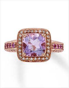 rose gold ring | engagement ring | halo wedding ring | dream ring from @thatsjared #engagementrings #weddingchicks #BRIDEnBEYOND #sponsored #wedding