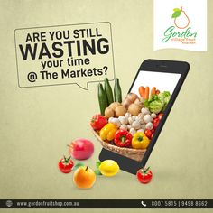 If you are still buying your favorite fruits and vegetables from the markets, then you are wasting some valuable time. Yes, with Gordon's online Grocery Shopping Portal, you can now get your favorite fruits and vegetables at ease.  Visit our Website: www.gordonfruitshop.com.au  #HealthyLiving #EatHealthy #FreshFruits #FreshVegetables #FreshFromFarm #OrganicFruits #OrganicVegetables Organic Vegetables, Fruits And Vegetables, Fresh Fruit, Portal, Healthy Living, Canning, Website, Shopping, Fruits And Veggies