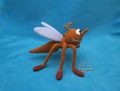 Crochet pattern by Larisa Kostyleva
