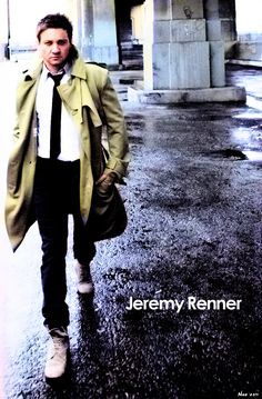 Jeremy Renner - My edit
