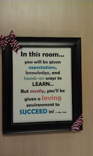 In This Room:  Love this for special ed students!