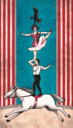 Circus Tattoo