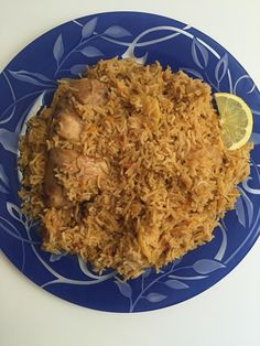 This Saudi kabsa dish involves a few steps but the added cooking time is worth it in the end.