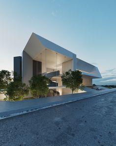 #facade #creato #luxe #luxury #architecture