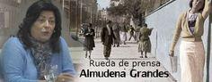 """Almudena Grandes: """"En otros países son capaces de ocultar conejos pero aquí se ocultan mamuts"""""""