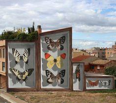 Street Art by Mantra Rea
