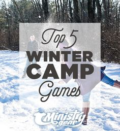 We've collected some of the rowdiest, coldest, most snow-tacular games ever thought up for the kids in your church. Click to learn the Top 5 Winter Camp Games for church youth groups.