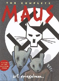 Might have to read this one first...interesting graphic novel about the Holocaust