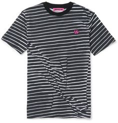 ae12d9ee75 Slim-Fit Striped Cotton T-Shirt