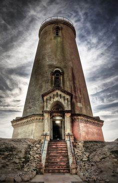 Piedras Blancas Light House by Dave Johnson, via 500px
