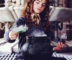 Hermione granger upskirt on set