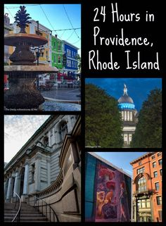 Are you spending a day in Providence, Rhode Island USA ? Read on for this local's advice on how to make a fantastic itinerary for Providence, RI. Usa Travel Guide, Travel Usa, Travel Guides, Travel Tips, Travel Advice, Beach Travel, Spain Travel, Travel Photos, Us Travel Destinations
