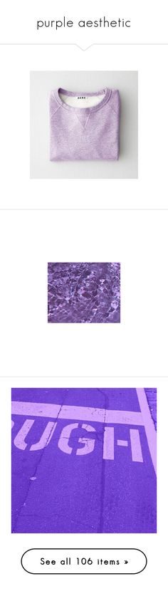 """""""purple aesthetic"""" by definitive-gen ❤ liked on Polyvore featuring definitivegen, pictures, photos, pictures - purple, tops, backgrounds, aesthetic, filler, images and home"""