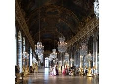 Kim and Kanye's wedding celebrations at Versailles