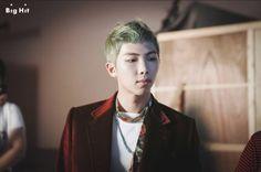 Rap Monster para o Full Álbum 'WINGS' - BTS ❤