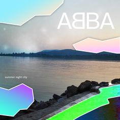 ABBA - Summer Night City (1979, from the album Voulez-Vous)