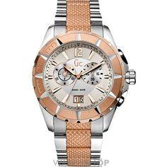 Mens Gc Sport Class XXL Chronograph Watch I53001G1