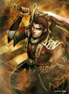 Sun Quan - Dynasty Warriors
