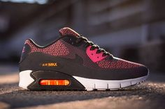 pretty nice 943c3 e7b2a Not sure how I missed these, NEED THEM IN MY LIFE. Air Max 90 Jacquard -  Magenta   Orange   Anthracite