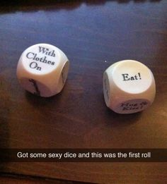 my friend is having bad time with sexy dice http://ift.tt/2ewvJtf