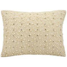 "70. Ireland Spree 12"" x 16"" Ivory Accent Pillow - 70"