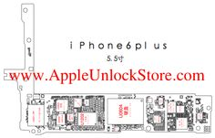 iphone 6s plus circuit diagram service manual schematic rh pinterest com