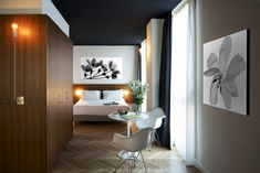 The M89 Hotel Hotel in Milan Takes Special Notice of Its Surroundings - Design Milk