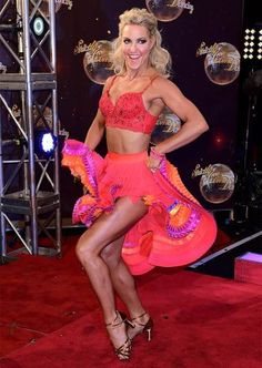 Natalie Lowe - Strictly Come Dancing