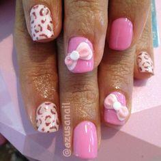 Instagram photo by azusanail #nail #nails #nailart