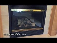 How to Make Homemade Fireplace Glass Cleaner | Fireplace glass ...