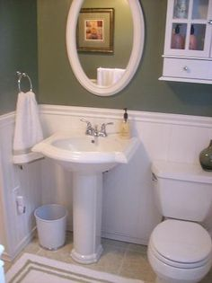 Color - Small Bath Remodel | HGTV Rate My Space by jusme2day