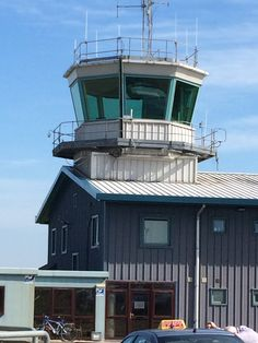 Wick Airport control tower
