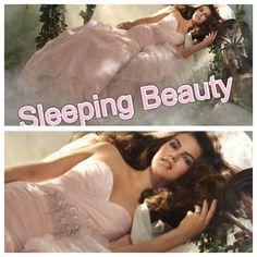 Disney wedding dresses- sleeping beauty