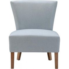 Buy Austen Duck Egg Blue Chair from our Contemporary & Modern Furniture range - @ Homesdirect 365 Duck Egg Blue Chair, Duck Egg Blue Fabric, Modern Table And Chairs, Stylish Chairs, Contemporary Dining Room Furniture, Contemporary Chairs, Value Furniture, Furniture Design, London Decor