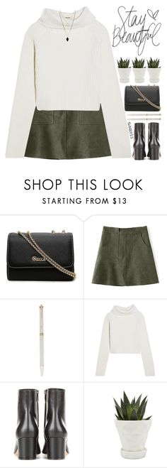 """it hurts when you realize, you were that easy to let go"" by exco ❤ liked on Polyvore featuring Hermès, Haider Ackermann, Gianvito Rossi, Chive, clean, Sweater, casualoutfit, organized and gamiss"