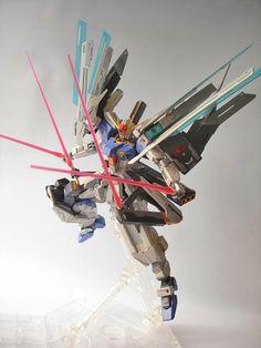 1/144 EXE-00 EXE Gundam - Custom Build