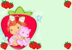 Lembrancinha com Imã Moranguinho Baby - Lembrancinhas de Aniversário