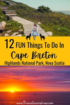 12 Fun Things To Do In Cape Breton Highlands Shenandoah National Park, Rocky Mountain National Park, Yellowstone National Park, East Coast Canada, Cabot Trail, Theodore Roosevelt National Park, Highland Village, Parks Canada, Atlantic Canada