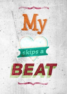 my heart skips a beat -- olly murs Someone To Love Me, All You Need Is Love, Lyric Quotes, Me Quotes, Lyrics, Past My Bedtime, Olly Murs, Lovers Lane, Quotes For Book Lovers