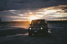 Alaska and Canada Look Gorgeous From A Mercedes Benz G Class #Adventure #MercedesBenz #GClass
