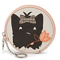 Relic Takeaway Scottie Dog Coin Pouch