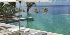The pool is calling our name today. #Daydreaming of another #perfectholiday ?   http://www.longbeachmauritius.com/