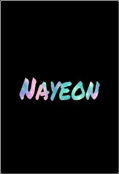 TWICE Nayeon Wallpaper