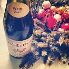 Christmas Time with La Vieille Ferme