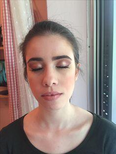 #makeup #makeupbyme #mac #pigment #beauty #beautifulgirl