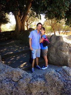 Mia nipote Elisa ed il suo fidanzato Andrea