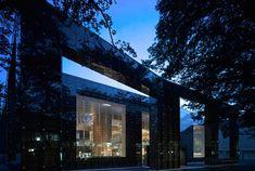 Musashino Art University Library  Architect: Sou Fujimoto   Location: Tokyo   Year built: 2009-2010