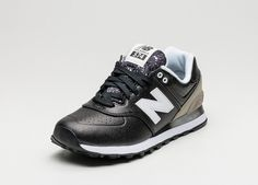 New Balance wl574raa *Gradient* (Black / Grey)