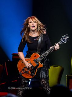 The timeless and talented - Nancy Wilson!