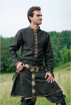 Middle Ages Dresses: Simple Introduction about Medieval Clothing